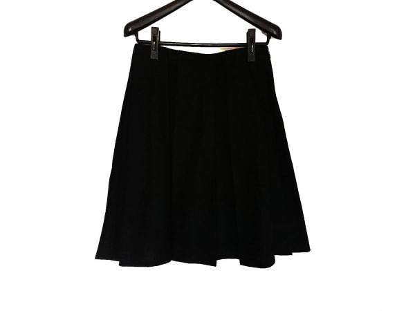 MARNI(マルニ) スカート サイズ38 S レディース美品  黒 プリーツ