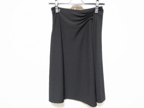galliano(ガリアーノ) スカート サイズ24/38 レディース 黒
