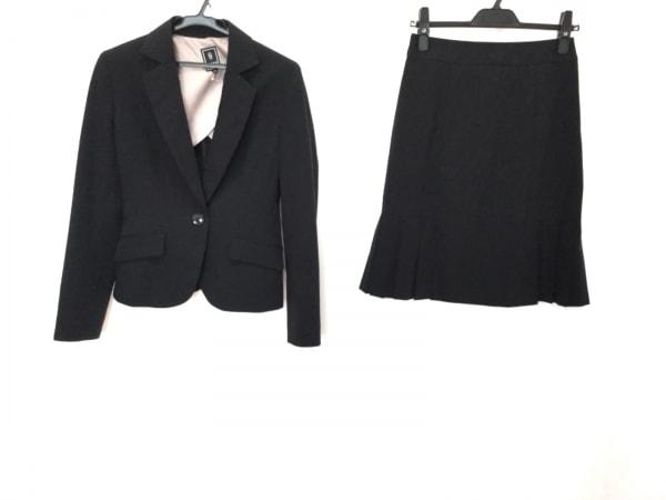 NORD SUD(ノールシュド) スカートスーツ サイズ36 S レディース 黒