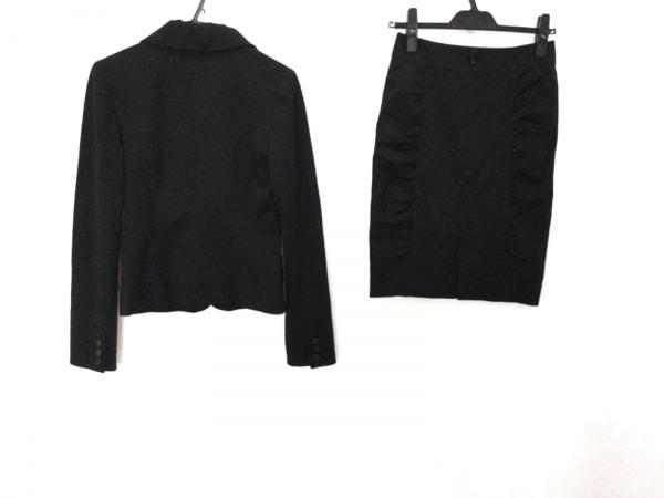 Luxjewel(ラグジュエル) スカートスーツ サイズ3 L レディース 黒