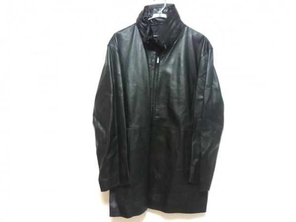 DURBAN(ダーバン) コート メンズ 黒 レザー/冬物