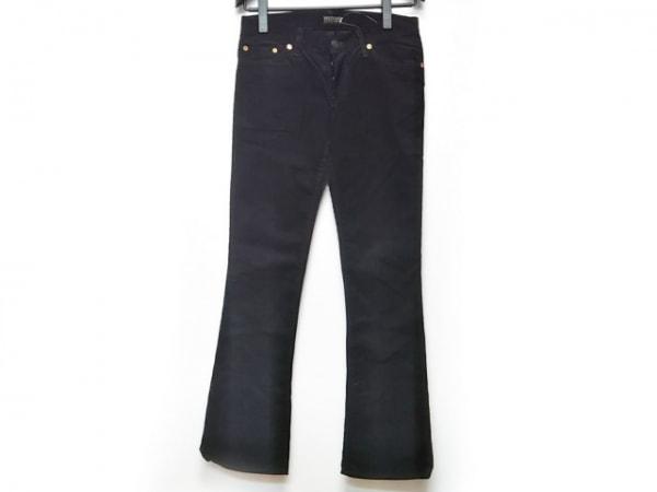 フルカウント パンツ サイズ28 L レディース美品  黒 collection/コーデュロイ