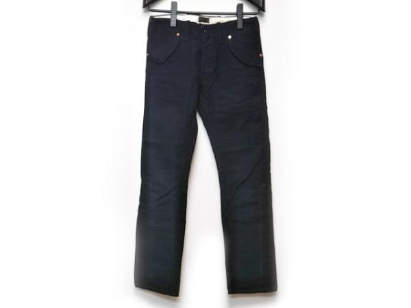 フルカウント パンツ サイズ2 M レディース美品  ダークネイビー collection