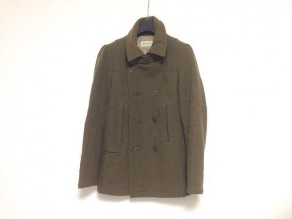 TSUMORI CHISATO(ツモリチサト) コート サイズ2 M レディース カーキ 冬物