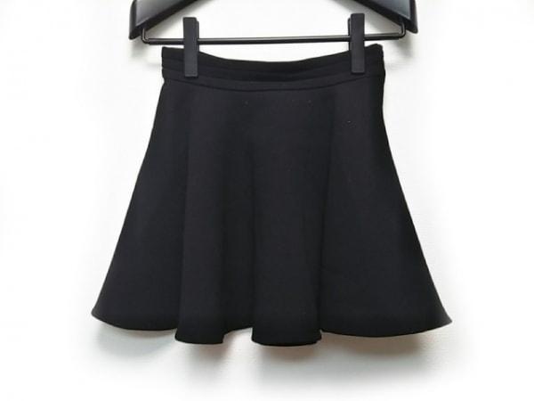 miumiu(ミュウミュウ) ミニスカート サイズ36 S レディース MG617 黒 2013年