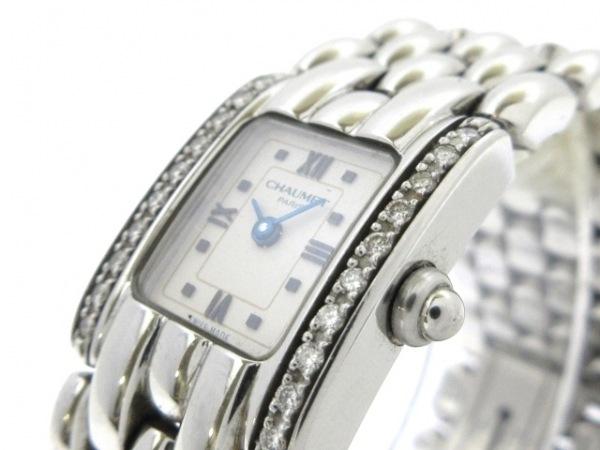 CHAUMET(ショーメ) 腕時計 ケイシス - レディース アイボリー
