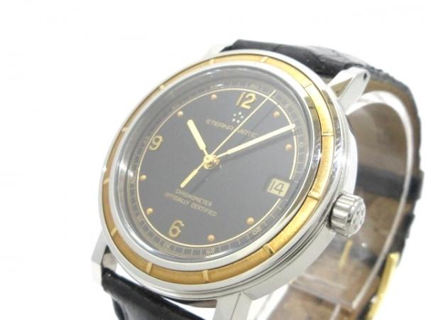 ETERNA(エテルナ) 腕時計 - - ボーイズ 黒