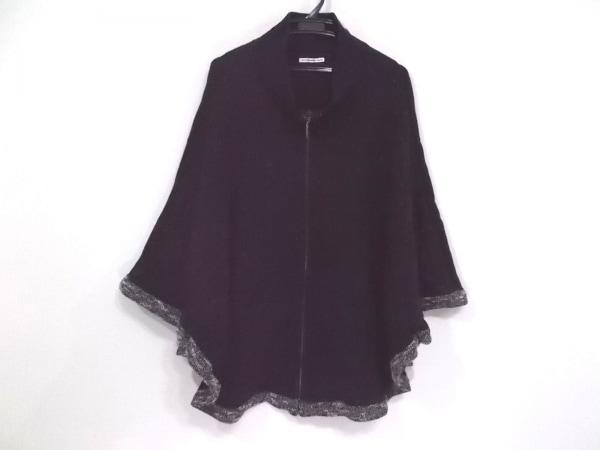 VIVIENNE TAM(ヴィヴィアンタム) ポンチョ サイズ0 XS レディース美品  ラメ/春・秋物