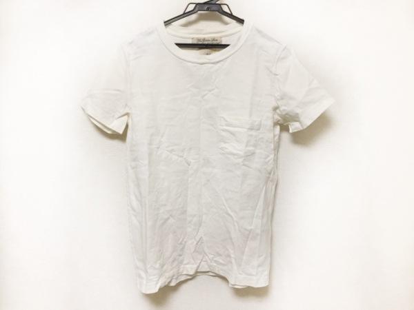 REMI RELIEF(レミ レリーフ) 半袖Tシャツ サイズS メンズ 白