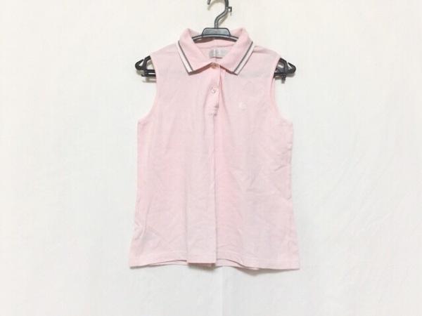 フレッドペリー ノースリーブポロシャツ サイズ10(USA) L レディース美品