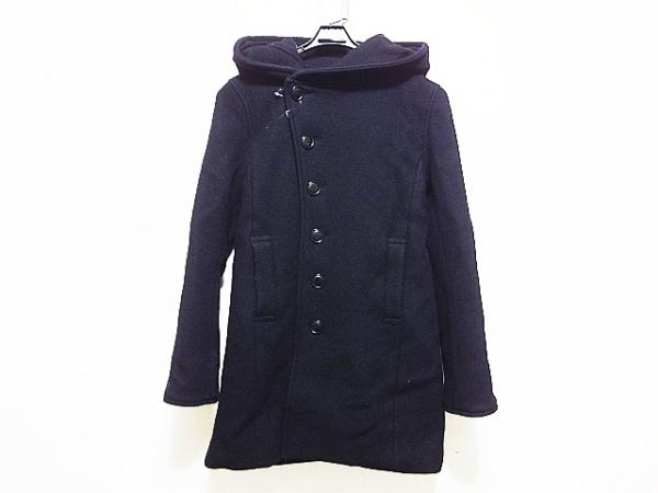 sunao kuwahara(スナオクワハラ) コート サイズM メンズ 黒 冬物