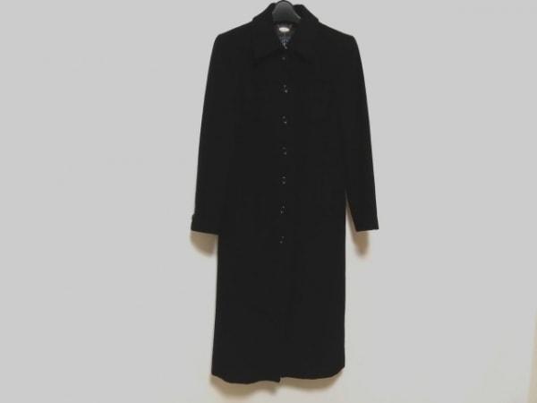 ROPE(ロペ) コート サイズ9 M レディース美品  ネイビー 冬物
