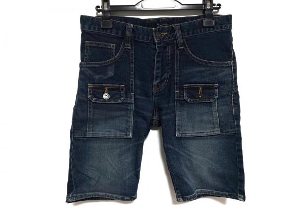 NOID(ノーアイディー) ジーンズ サイズ1 S メンズ美品  ブルー ショート丈