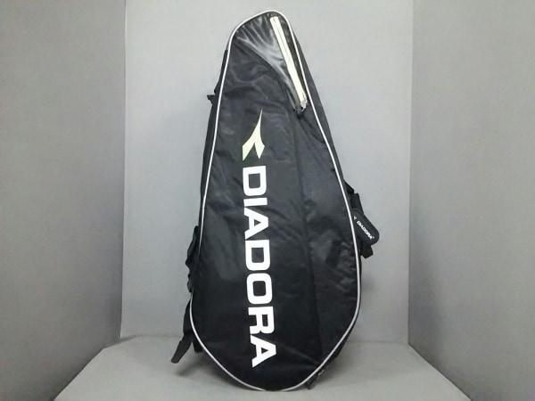 DIADORA(ディアドラ) バッグ美品  黒 ナイロン