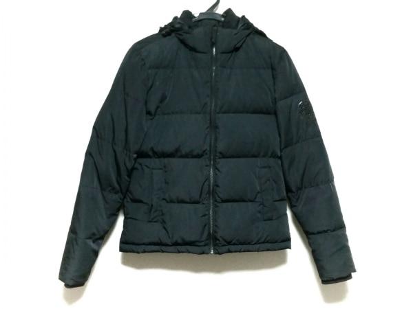 Roen(ロエン) ダウンジャケット サイズS メンズ美品  黒 冬物/スカル