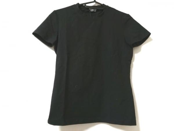 ICEBERG(アイスバーグ) 半袖Tシャツ レディース美品  黒 JEANS