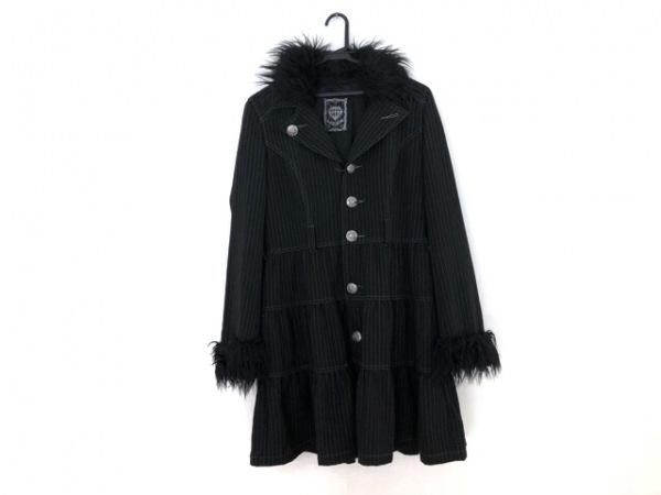 ALGONQUINS(アルゴンキン) コート サイズ2 M レディース 黒×白
