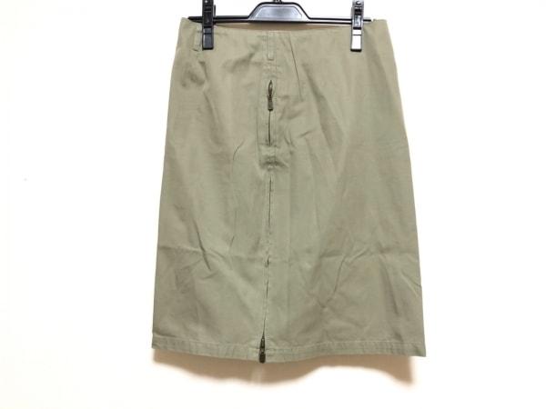 BELSTAFF(ベルスタッフ) スカート サイズ40 M レディース カーキ