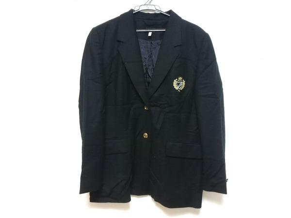 McDavid(マックデイビッド) ジャケット レディース美品  黒 刺繍