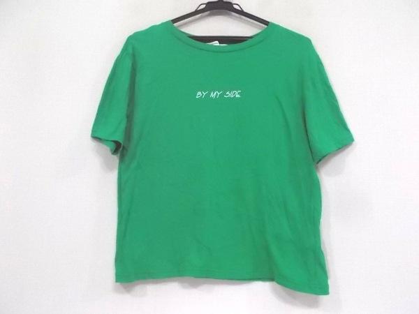 MARECHAL TERRE(マルシャル・テル) 半袖Tシャツ サイズ2 M レディース美品  グリーン