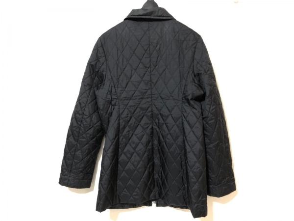DKNY JEANS(ダナキャラン) コート サイズ4 XL レディース 黒 キルティング/冬物