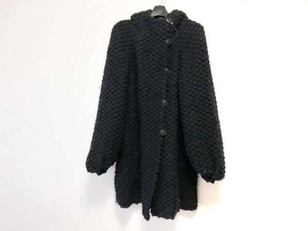 TSUMORI CHISATO(ツモリチサト) コート サイズ2 M レディース 黒 冬物