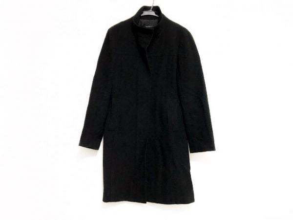 INDIVI(インディビ) コート サイズ389 レディース美品  黒 冬物