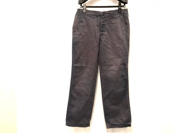 chimala(チマラ) パンツ サイズ27 メンズ ネイビー