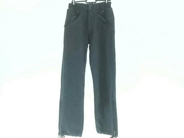 Y-3(ワイスリー) パンツ サイズXS レディース 黒 ウエストゴム