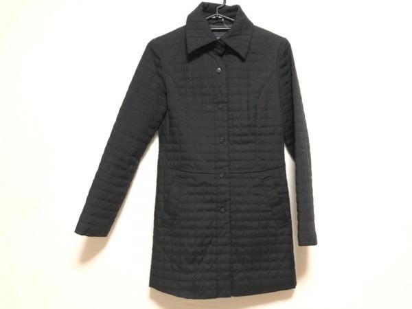 QUEENS COURT(クイーンズコート) コート サイズ2 M レディース 黒 冬物