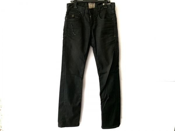タバニティソージーンズ ジーンズ サイズ30 メンズ 黒 ダメージ加工