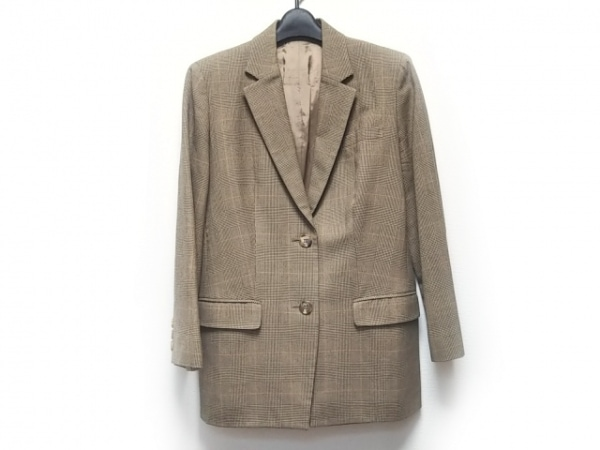 Burberry LONDON(バーバリーロンドン) ジャケット サイズ40 M メンズ美品  チェック柄