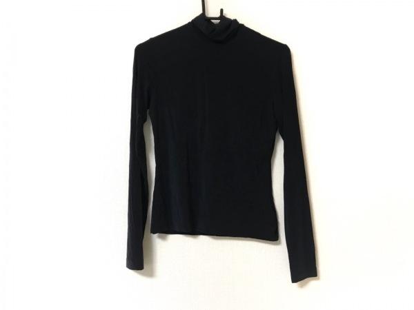スウィンスウィング 長袖Tシャツ サイズ42 L レディース新品同様  ダークネイビー