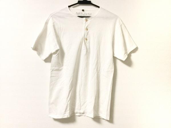 NIGEL CABOURN(ナイジェルケーボン) 半袖カットソー サイズ46 XL メンズ 白