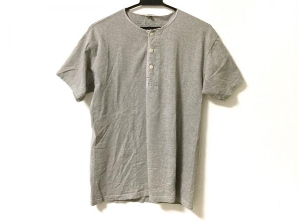 NIGEL CABOURN(ナイジェルケーボン) 半袖カットソー サイズ46 XL メンズ美品  グレー