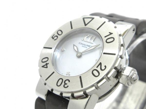 CHAUMET(ショーメ) 腕時計 クラスワン - レディース ブルーシェル