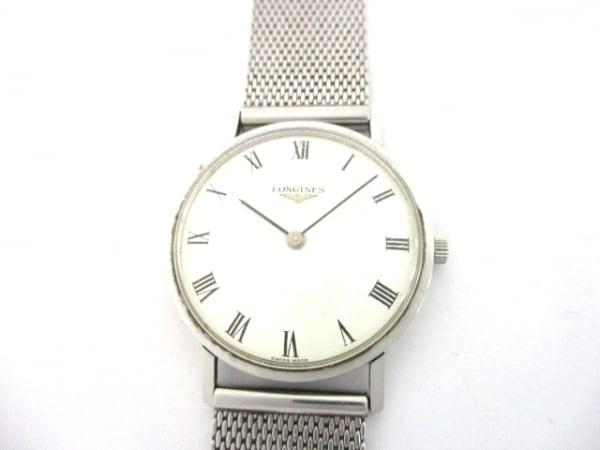 LONGINES(ロンジン) 腕時計 - メンズ 白