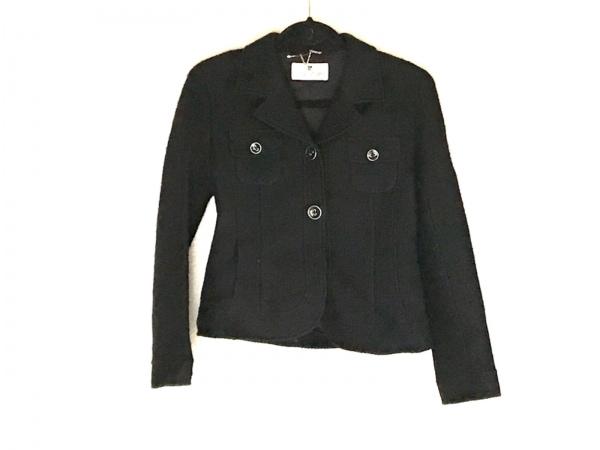 COURREGES(クレージュ) ジャケット サイズ11 M レディース 黒