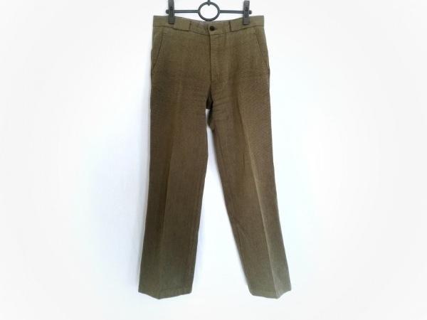DRIES VAN NOTEN(ドリスヴァンノッテン) パンツ サイズ48 XL レディース カーキ