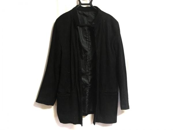 BARREAUX(バルー) コート サイズ48 XL レディース 黒