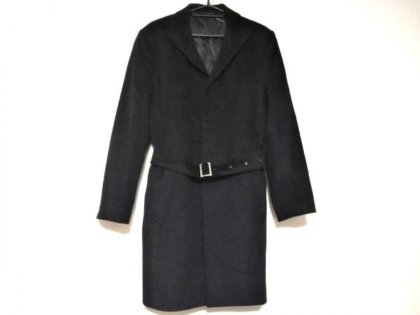 Platinum COMME CA(プラチナコムサ) コート サイズS メンズ 黒 冬物