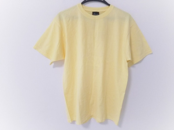 24karats STAY GOLD(24カラッツステイゴールド) 半袖Tシャツ メンズ美品  イエロー