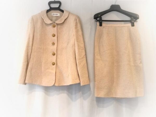 pierre cardin(ピエールカルダン) スカートスーツ サイズ9 M レディース ピンク