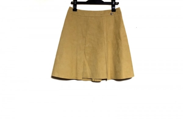 DAISY LIN(デイジーリン) スカート サイズ40 M レディース イエロー