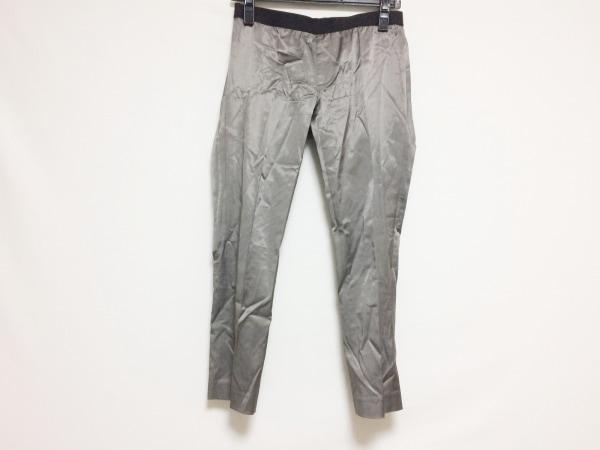 M.Fil(エム.フィル) パンツ サイズ36 S レディース カーキ