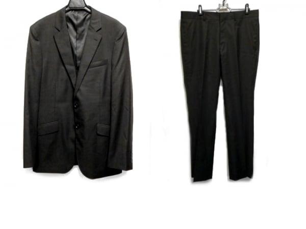 MEN'SBIGI(メンズビギ) シングルスーツ サイズ5 XL メンズ 黒