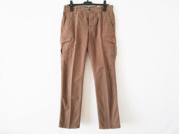 GTA(ジーティーアー) パンツ サイズ46 XL メンズ ブラウン TWISTED
