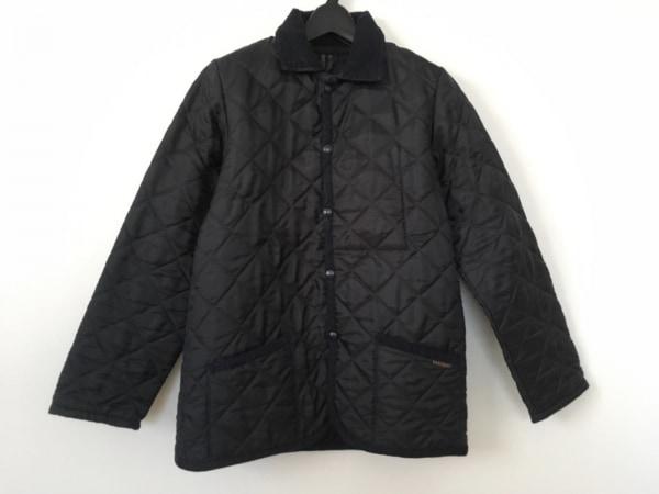 ラベンハム ジャケット サイズ38 M レディース ダークネイビー キルティング/冬物