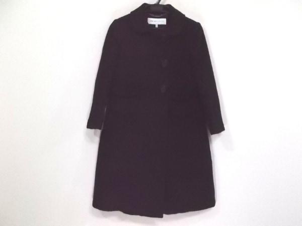 SEE BY CHLOE(シーバイクロエ) コート サイズ38 M レディース新品同様  黒 冬物