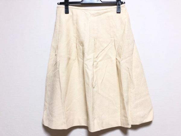 Sybilla(シビラ) スカート サイズL レディース アイボリー